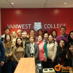 VanWest College 基洛納-打工遊學