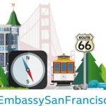 Embassy語言學校- 舊金山