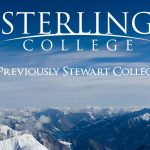 Sterling College 最新課程