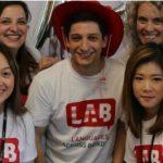 Justin-語言學校 LAB (原:CSLI) | 現在我可以自信地和人交談